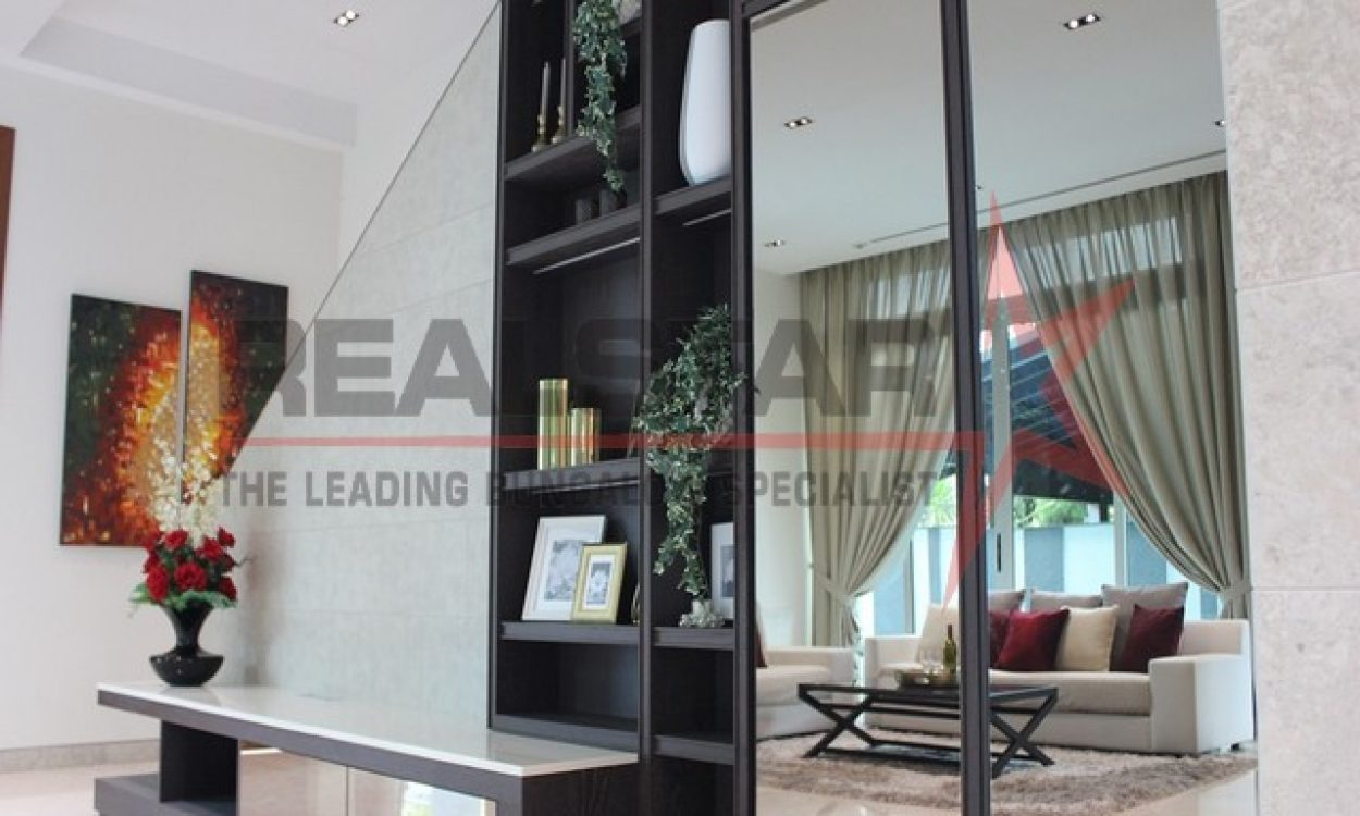 BRAND NEW Semi-Detached @ BINJAI PARK Vicinity – 1KM MGS