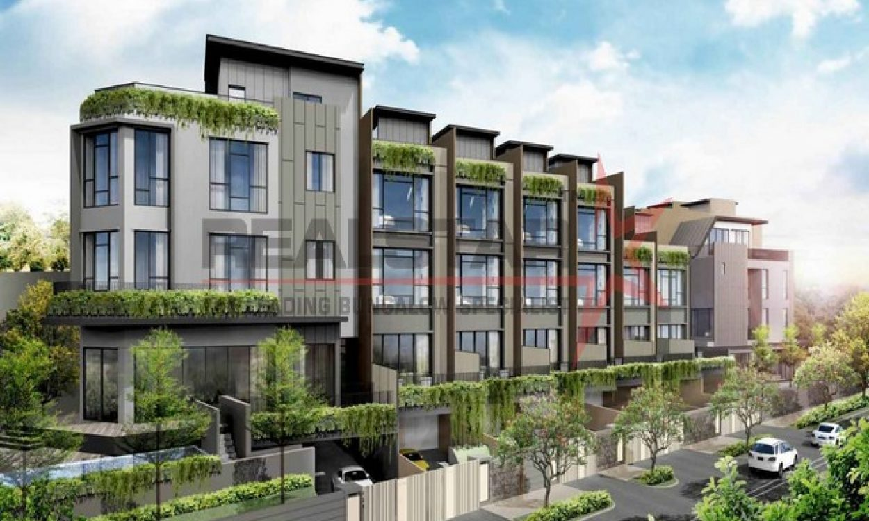 BRAND NEW Inter-Terraces from $3.83M @ CASHEW ROAD