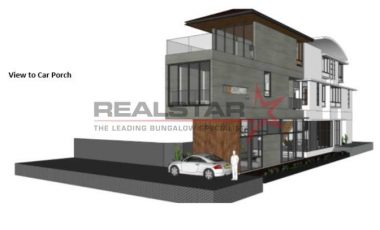 BRAND NEW Semi-Detached @ GALISTAN AVE