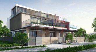 Stylish Corner Terrace near Richards Park