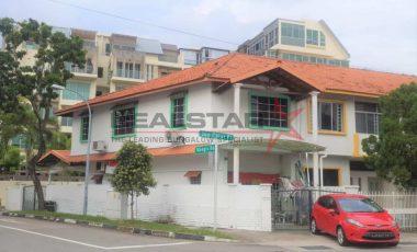 Joo Chiat vicinity Corner Terrace Dual Entrance – $2,888,888