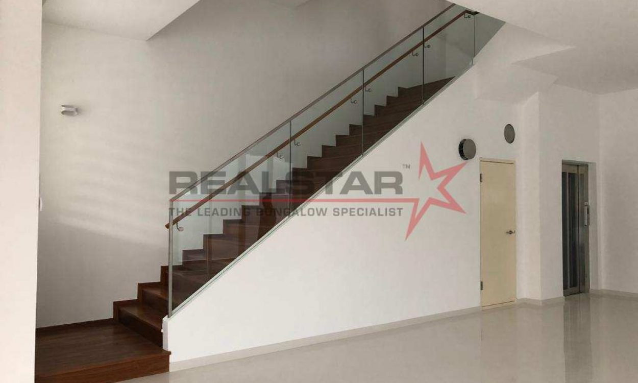 Brand New Semi Detached @ Serangoon Garden Estate