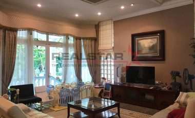 Exclusive by Realstar! Renovated Semi Detached @ Crescent Road