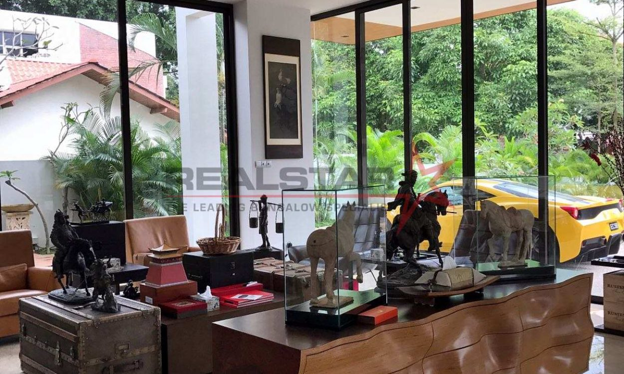 ***LUXURIOUS MODERN NEW BUNGALOW @ RAFFLES PARK LIKE GCB