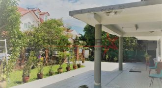Land for 2 Home at 1km to Kong Hwa School