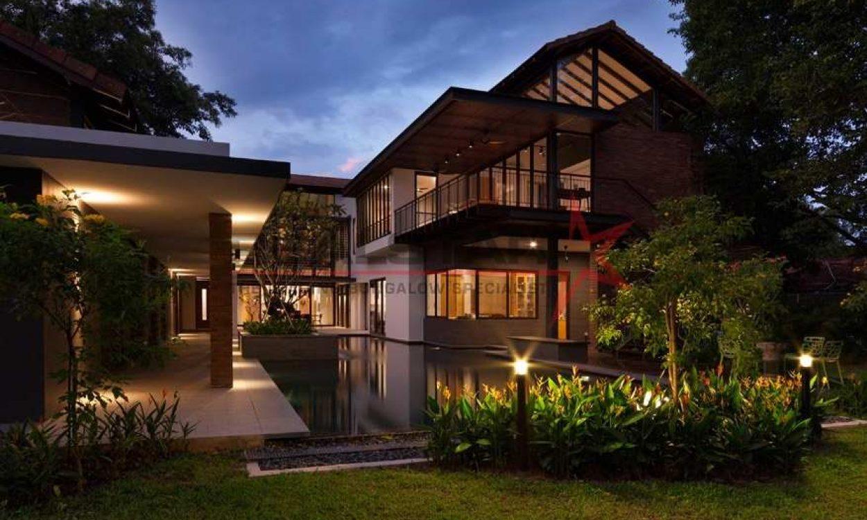 ★ Beautifully Renovated Tropical Designed GCB @ BIN TONG Vicinity ★ Good psf ★ 豪华顶端优质洋房