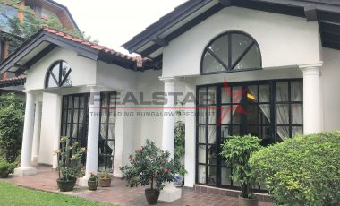 CHARMING HOME W ELEVATED VIEWS OF GCBA SWISS CLUB/ BINJAI VICINITY