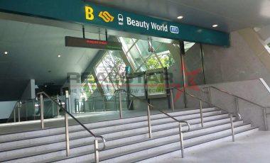 *NEW EXCLUSIVE* @ BEAUTY WORLD MRT
