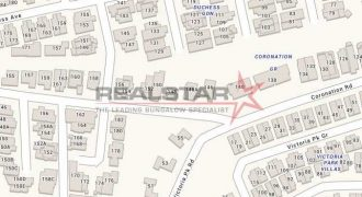 QUICK! MUST VIEW! WIDE FRONTAGE – SUBDIVIDED PLOT – @ CORONATION