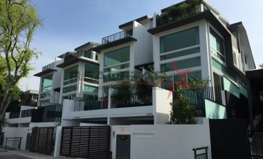 PRIME LOCATION! NEW SEMI DETACHED @ WATTEN ESTATE- WALK TO MRT