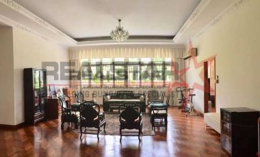 ELEVATED OEI TIONG HAM GOOD CLASS BUNGALOW