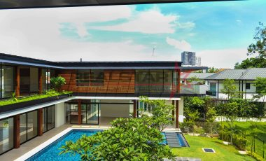 GCB @ Tanglin By Award Winning Architect