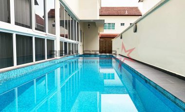 MODERN ALMOST NEW DETACHED APPROX 5 MINS WALK MRT, WITHIN 1 KM NYPS / RGPS