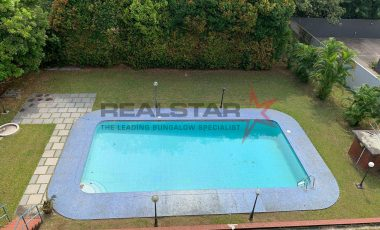 ★ Beautiful Hilltop GCB ★ Regular Hilltop Plot with Commanding View ★(顶级优质洋房)