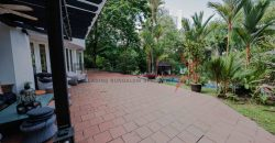 ★ A District 10 Secret Gem –  Surrounded by Lush Matured Greens – A Charming Delight ★