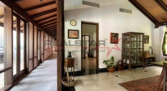 ★  Tropical Villa – Luxurious Resort-Style Home amongst the Tanglin Enclave ★
